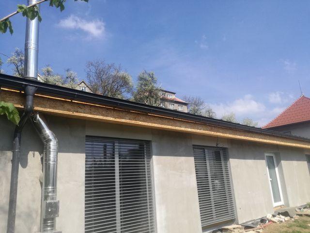 Obrázek 3 pro referenci Zateplení fasády RD šedým polystyrenem Zlín | STAVBA 172016