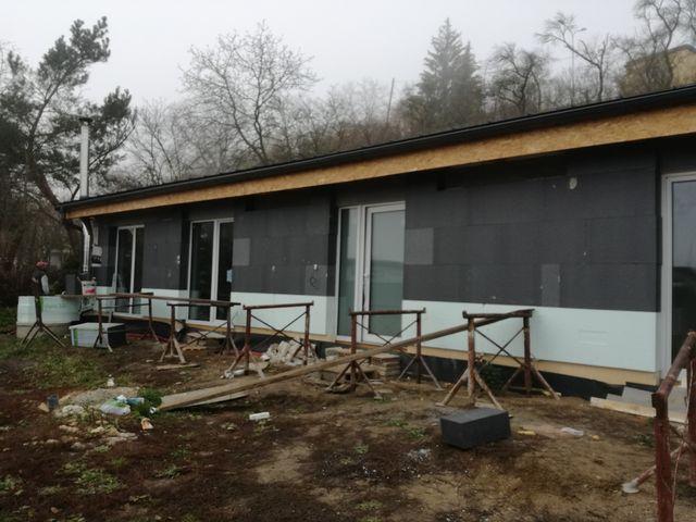 Obrázek 4 pro referenci Zateplení fasády RD šedým polystyrenem Zlín | STAVBA 172016