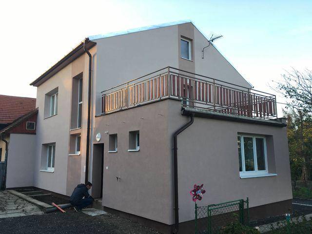 Obrázek 4 pro referenci Zateplen fasády RD šedým polystyrenem Sovadina | Stavba 182005