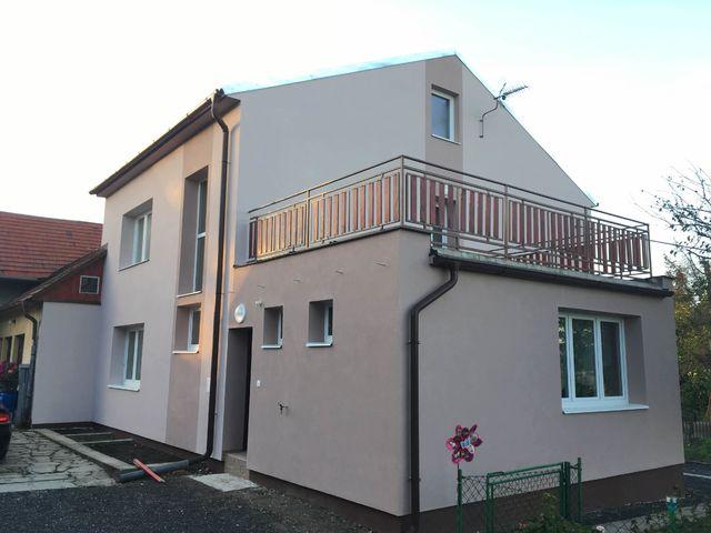 Obrázek 5 pro referenci Zateplen fasády RD šedým polystyrenem Sovadina | Stavba 182005