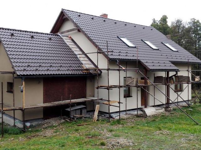 Obrázek 1 pro referenci Paropropustné zateplení fasády RD Halenkovice | STAVBA 16010