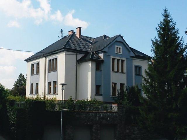 Obrázek 1 pro referenci Zateplení historické vily grafitovým polystyrenem Hranice na Moravě | STAVBA 16001