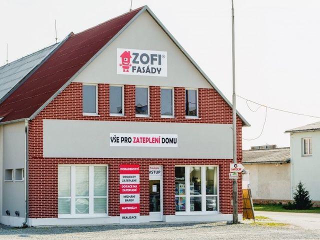 Obrázek 1 pro referenci Realizace zateplení  fasády šedým polystyrenem | Fasádní centrum Olomouc