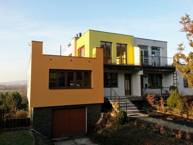 Obrázek 1 pro referenci Zateplení fasády RD šedým polystyrenem Týn nad Bečvou | STAVBA 15023