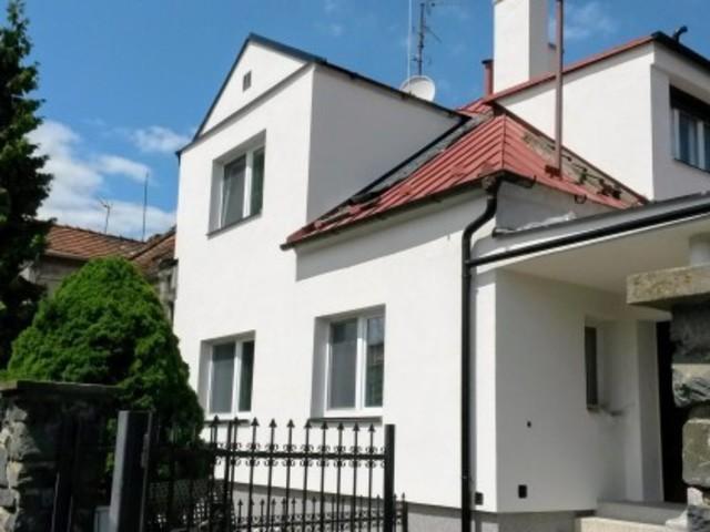 Obrázek 1 pro referenci Zatepleni fasády RD bílým polystyrenem Olomouc | STAVBA 15017
