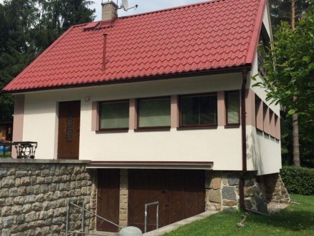 Obrázek 1 pro referenci Zateplení dřevostavby polystyrenem Slapy nad Vltavou | STAVBA 15011