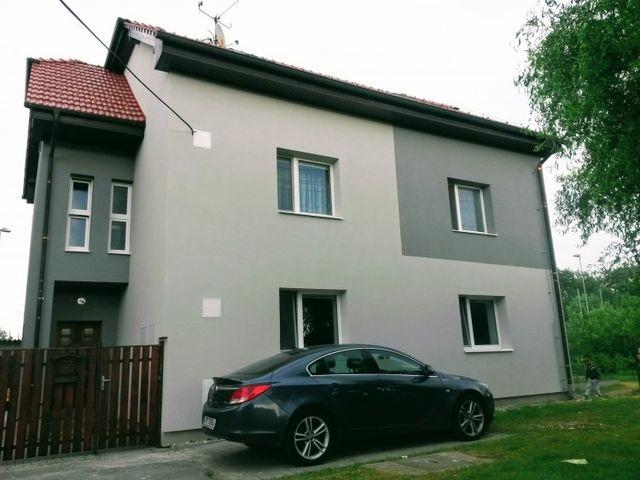 Obrázek 1 pro referenci Zateplení fasády RD šedým polystyrenem Všechovice | STAVBA 15009