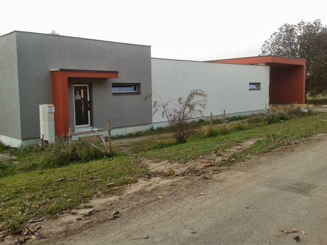 Obrázek 1 pro referenci Zateplení fasády dřevostavby bílým polystyrenem Olomouc | STAVBA 6008
