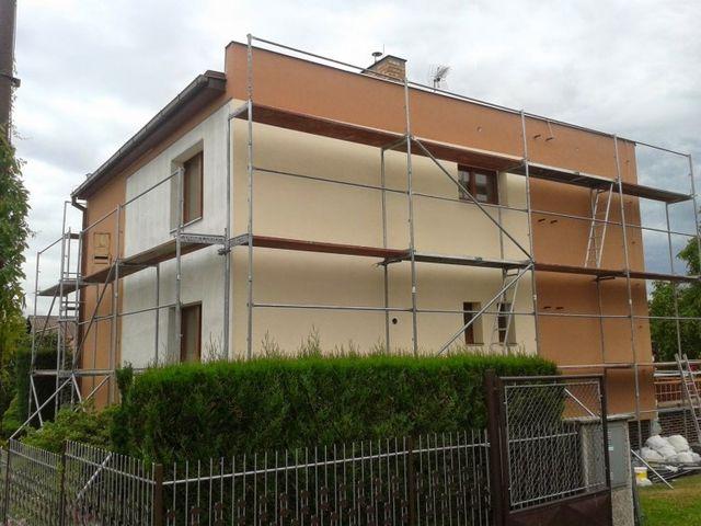 Obrázek 1 pro referenci Zateplení fasády RD šedým polystyrenem Rataje u Vlašimi | STAVBA 6005
