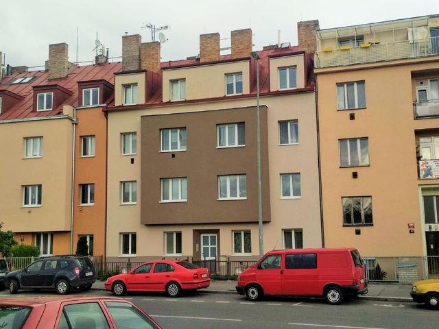 Obrázek 1 pro referenci Projekt zateplení Bytového domu s vyřízením dotace NZÚ | Praha