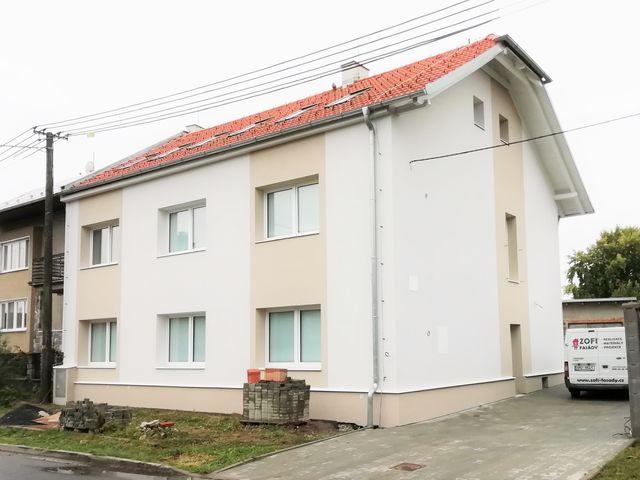 Obrázek 1 pro referenci Realizace zateplení fasády RD šedým polystyrenem Olomouc | STAVBA 192028