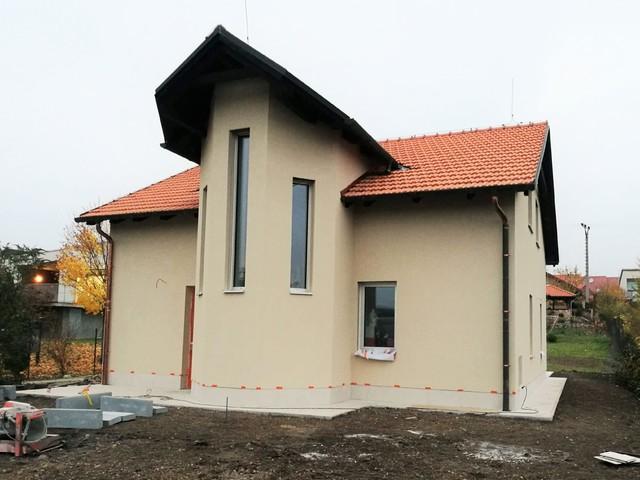 Obrázek 1 pro referenci Realizace zateplení fasády RD bílým polystyrenem Moravany | STAVBA 182004