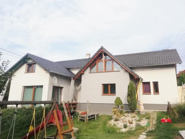 Obrázek 1 pro referenci Zateplení fasády RD šedým polystyrenem Provodovice | STAVBA 202021