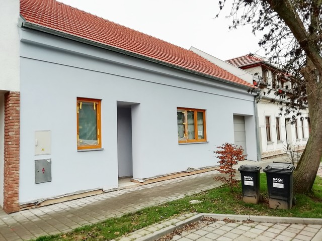 Obrázek 1 pro referenci Zateplení fasády RD bílým polystyrenem Brno-Bystrc   STAVBA 202030