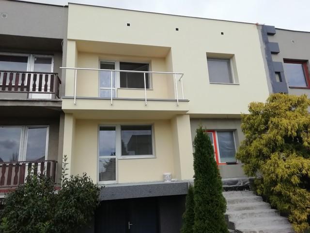 Obrázek 1 pro referenci Zateplení fasády RD šedým polystyrenem Lipník nad Bečvou | STAVBA 202013