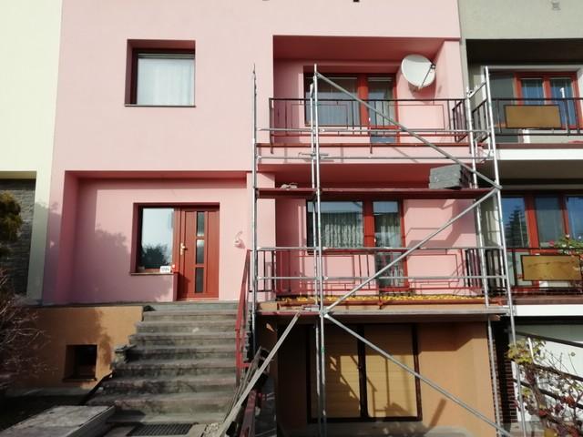 Obrázek 1 pro referenci Zateplení fasády RD šedým polystyrenem Lipník nad Bečvou | STAVBA 202018