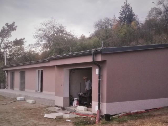 Obrázek 1 pro referenci Zateplení fasády RD šedým polystyrenem Zlín | STAVBA 172016