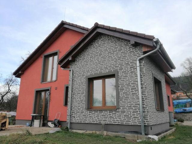 Obrázek 1 pro referenci Zateplení fasády RD Přílepy u Holešova | STAVBA 172005
