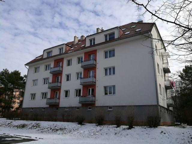 Obrázek 1 pro referenci Realizace zateplení fasády bytového domu Brno | STAVBA 173003