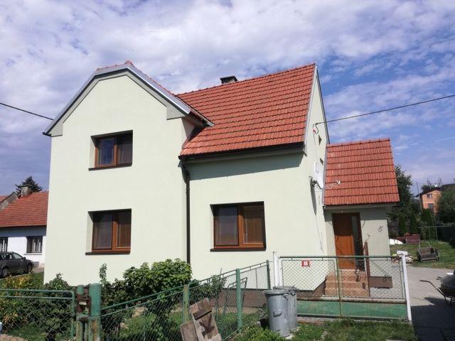 Obrázek 1 pro referenci Zateplení fasády RD polystyrenem Skalička | STAVBA 173007