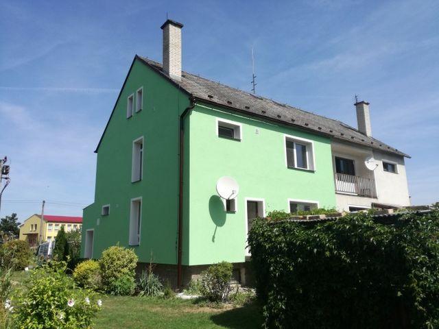 Obrázek 1 pro referenci Zateplení fasády RD polystyrenem Moravičany | STAVBA 172008