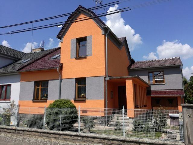 Obrázek 1 pro referenci Zateplení fasády RD Lipník nad Bečvou | STAVBA 173001