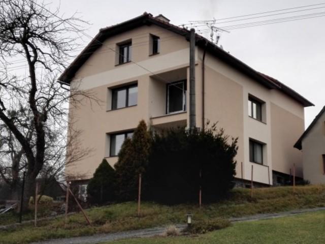 Obrázek 1 pro referenci Zateplení fasády RD polystyrenem Skalička u Hranic | STAVBA 16028