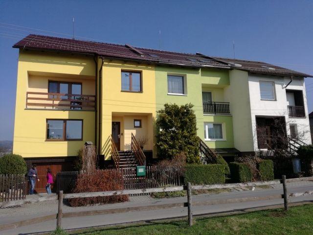 Obrázek 1 pro referenci Zateplení fasády RD fasádní vatou | Vikýřovice | STAVBA 16021